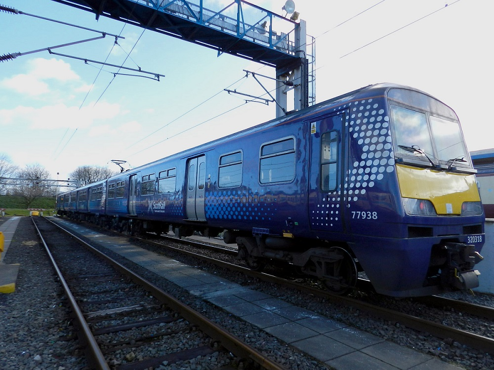 Class 320 to undertake TBOX at Brodie Engineering