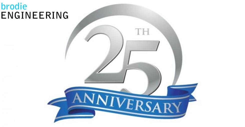 Brodie Engineering celebrating 25 years in business