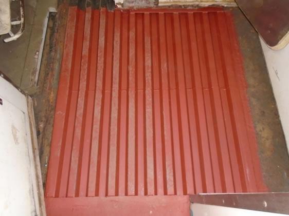 Corrosion Repairs