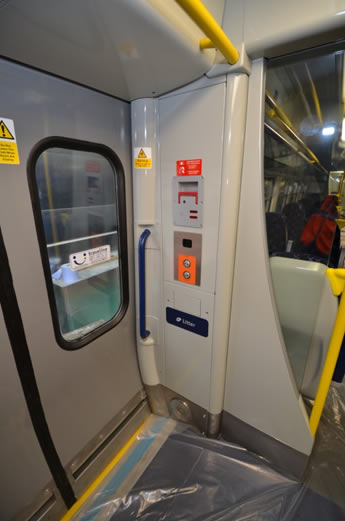 Northern Rail refurbishment
